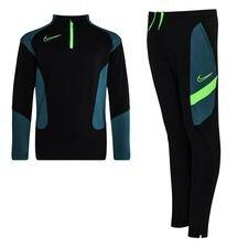 Nike Trainingspak Dri-FIT Academy MX - Zwart/Groen Kinderen