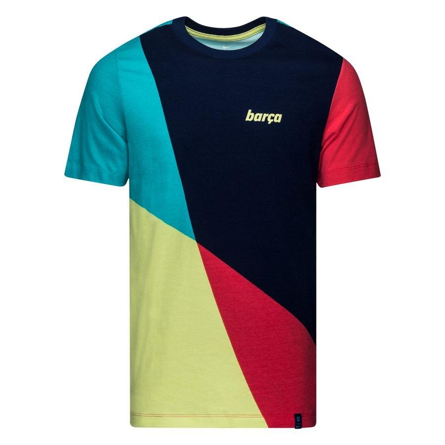 Barcelona T-Shirt Ignite - Multicolor