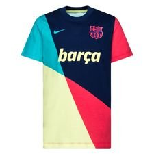 Barcelona T-Shirt Ignite - Multicolor Barn