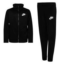 Nike Trainingspak NSW Core Futura - Zwart/Wit Kinderen