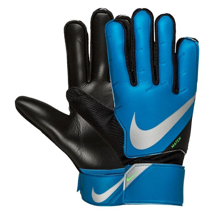 Nike Keepershandschoenen Match Spectrum Blauw/Zwart/Zilver online kopen
