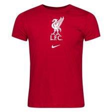 Liverpool T-Shirt Evergreen Nike Air Max Collection - Röd/Vit Dam