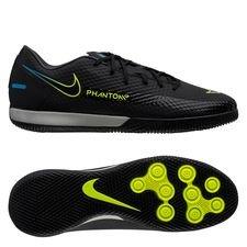 Nike Phantom GT Academy IC - Sort/Gul/Blå