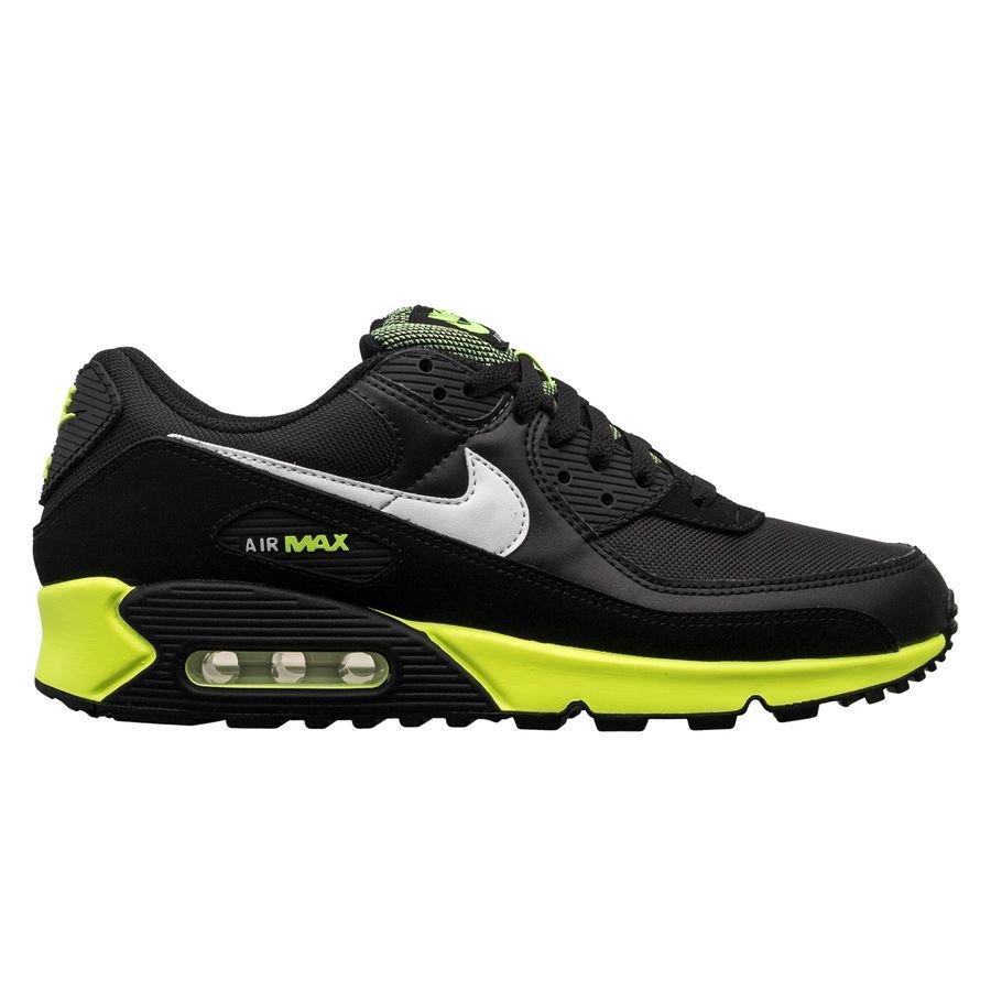 Nike Chaussures Air Max 90 - Noir/Blanc/Jaune | www.unisportstore.fr