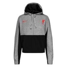 Liverpool Luvtröja Dri-FIT Nike Air Max Collection - Grå/Svart/Rosa Dam