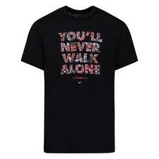 Liverpool T-Shirt Voice Nike Air Max Collection - Svart