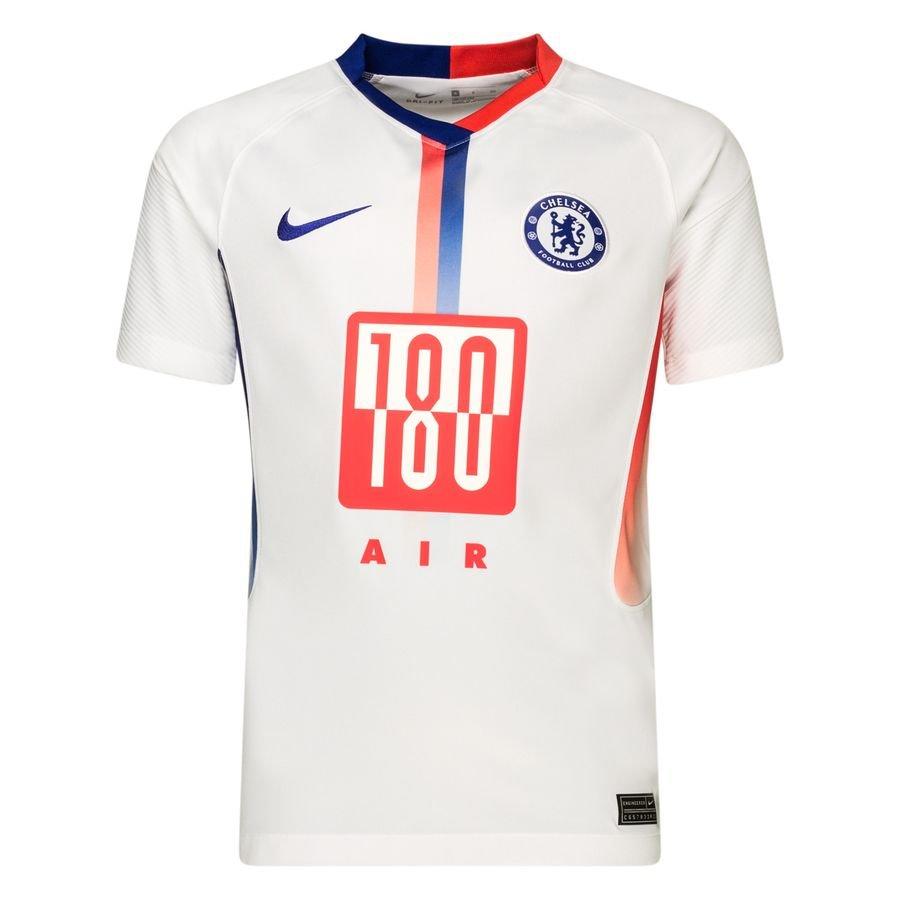 Chelsea Spillertrøje Nike Air Max Collection - Hvid/Blå Børn