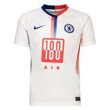 Chelsea Fotbollströja Nike Air Max Collection - Vit/Blå Barn