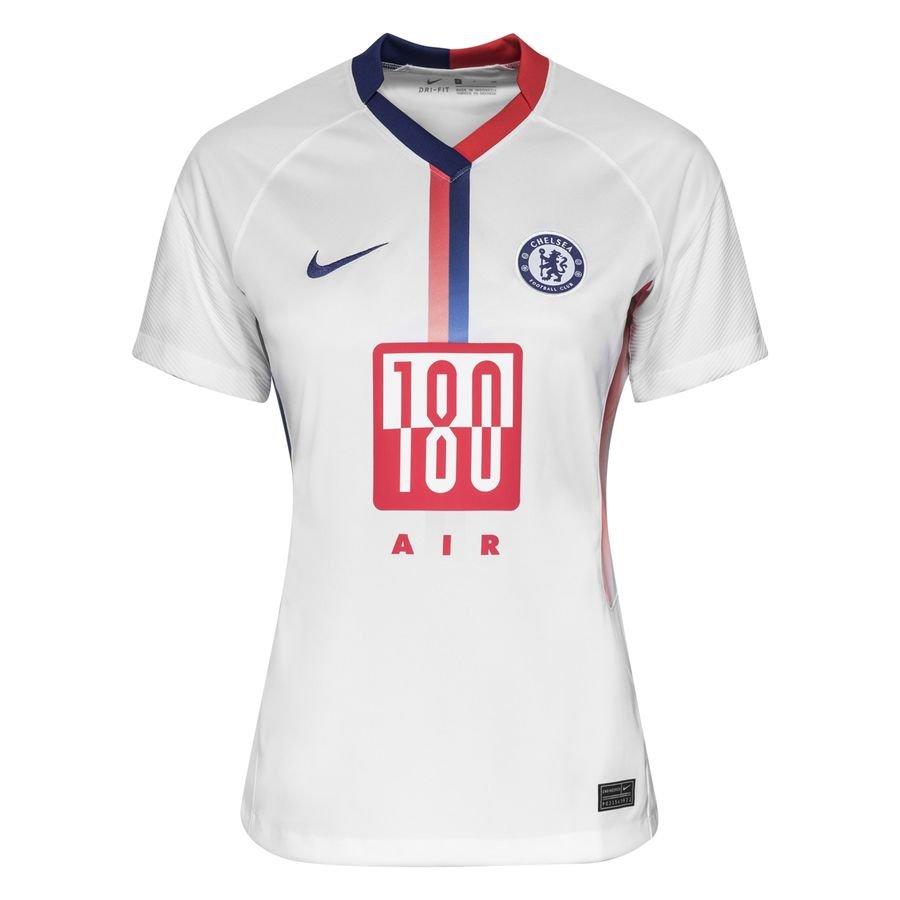 Chelsea Spillertrøje Nike Air Max Collection - Hvid/Blå Kvinde