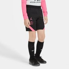 Paris Saint-Germain Shorts Dry Strike Jordan x PSG - Svart/Rosa Barn