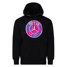 Paris Saint-Germain Fleece Luvtröja Jordan x PSG - Svart/Lila
