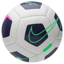 Nike Fußball Skills Mercurial Spectrum - Weiß/Dark Raisin/Grün