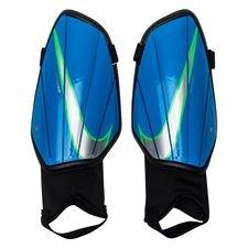 Nike Schienbeinschoner Charge Spectrum - Schwarz/blau/silber