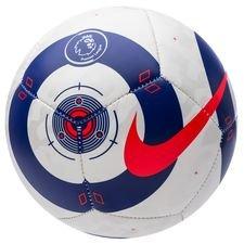 Nike Fußball Skills Premier League - Weiß/Blau/Laser Crimson