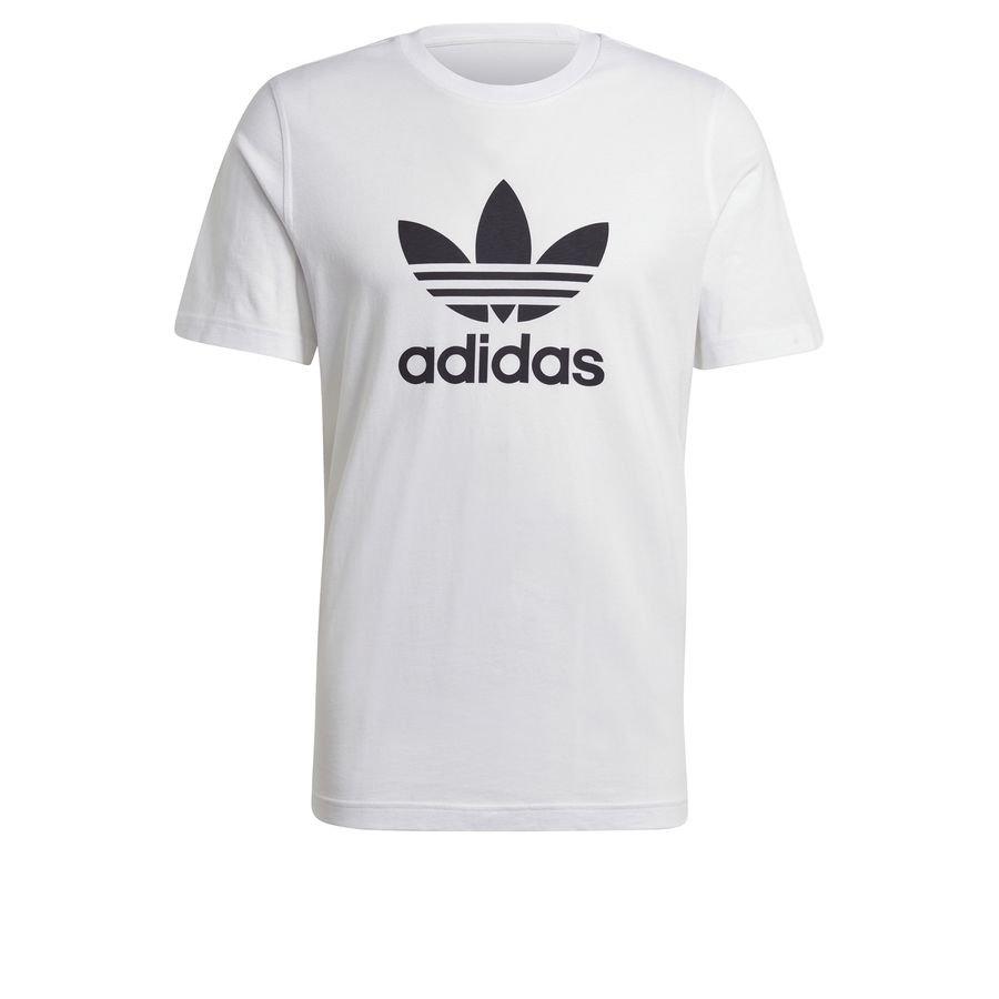 adidas Originals T-Shirt - Hvid/Sort thumbnail