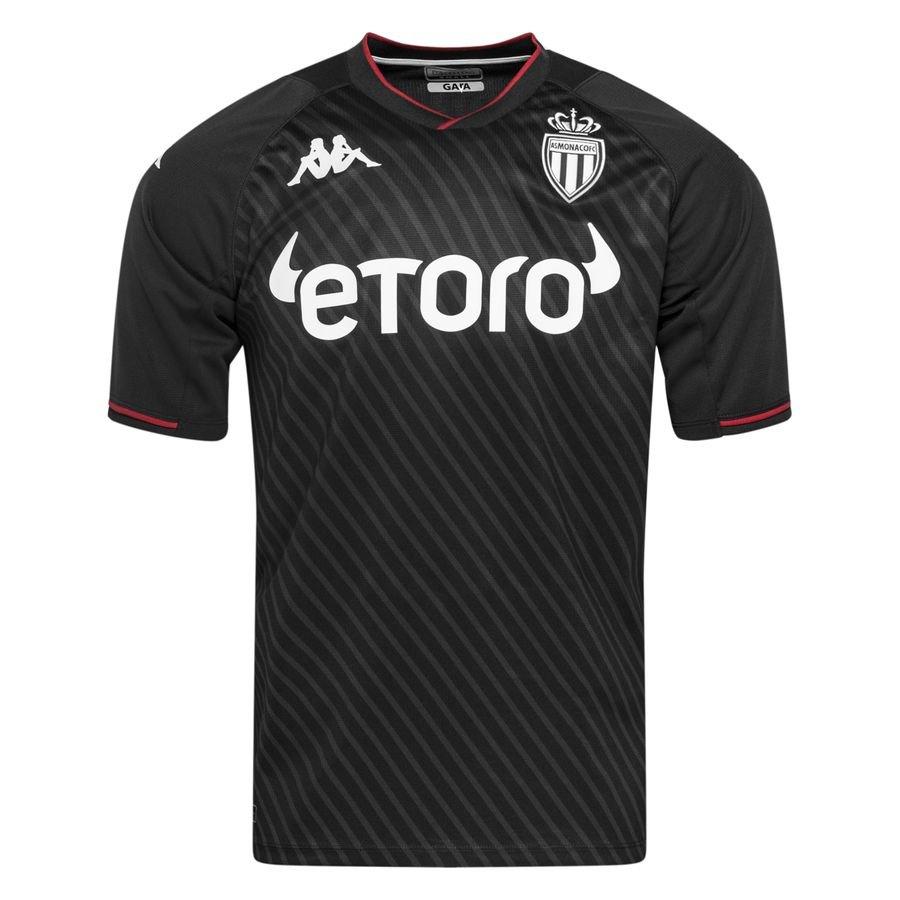 Monaco Udebanetrøje 2021/22
