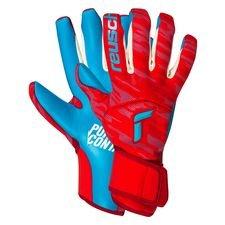 Reusch Keepershandschoenen Pure Contact Aqua - Rood/Blauw