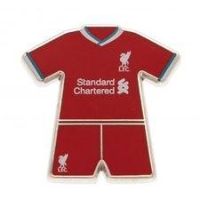 Liverpool Badge - Röd