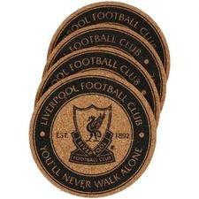 Liverpool Underlägg 4-pack - Brun