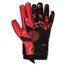 GG:LAB Keepershandschoenen d:NA e:XOME+ - Rood/Zwart