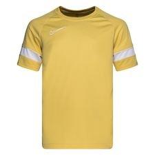 Nike Training T-Shirt Dri-FIT Academy 21 - Gold/Weiß Kinder