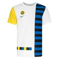 Inter T-Shirt Ignite IM Collection - Vit/Gul/Svart/Blå
