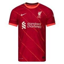 Liverpool FC 2021/22 Match Home-Nike Dri-FIT