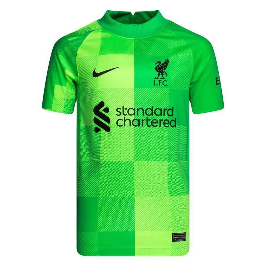Liverpool Målmandstrøje 2021/22 Børn