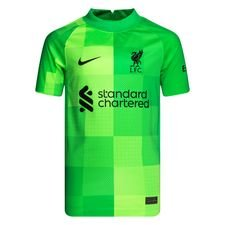 Liverpool FC 2021/22 Stadium Goalkeeper-fodbo