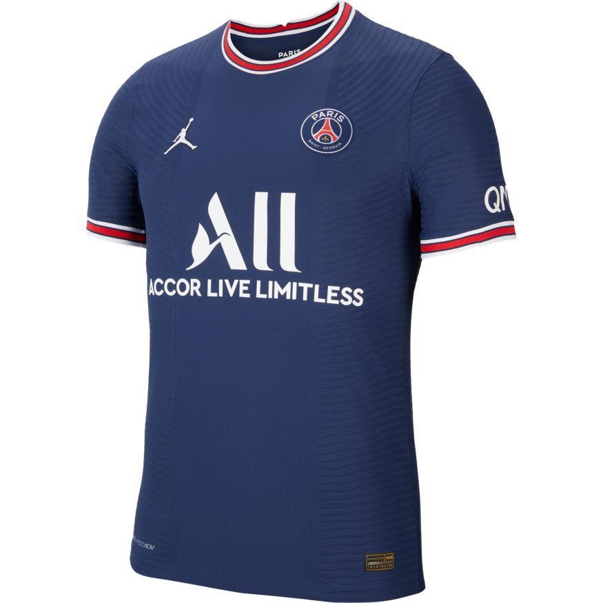 Paris Saint-Germain Hjemmebanetrøje Jordan x PSG 2021/22 Vapor