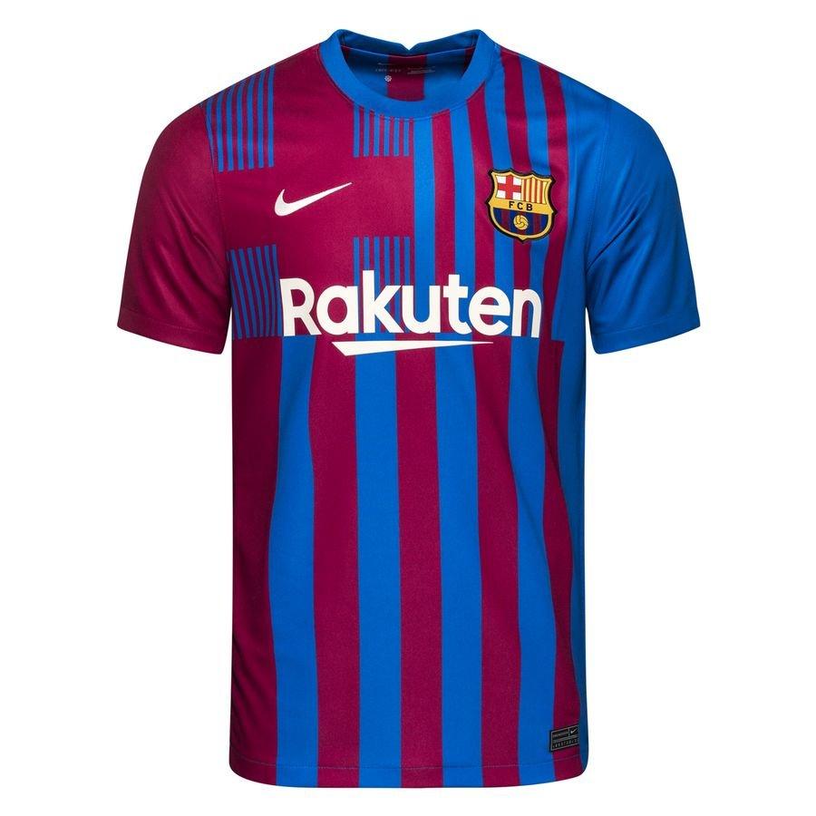 Barcelona Hjemmebanetrøje 2021/22