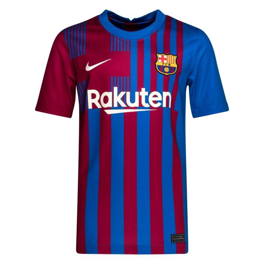 Barcelona Hjemmebanetrøje 2021/22 Børn
