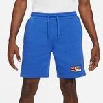 Nike F.C. Shorts Fleece Joga Bonito - Blå/Hvid