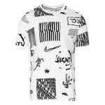 Nike F.C. T-Shirt Joga Bonito - Hvid/Sort