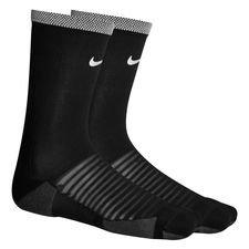 Nike Laufsocken Spark - Schwarz/silber