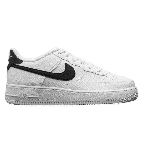Nike Air Force 1 - Blanc/Noir Enfant