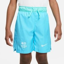 Barcelona Shorts NSW Woven Beachwash - Blå/Vit Barn