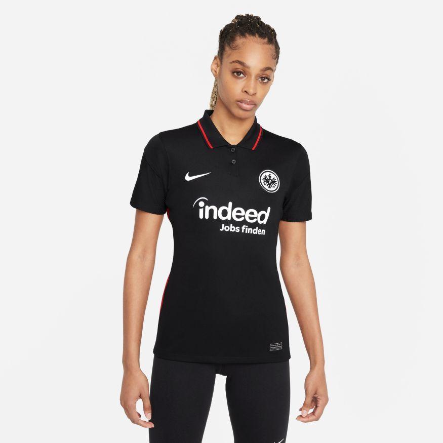 Eintracht Frankfurt Hjemmebanetrøje 2021/22 K