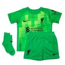 Liverpool FC 2021/22 målmandssæt til babyer/s