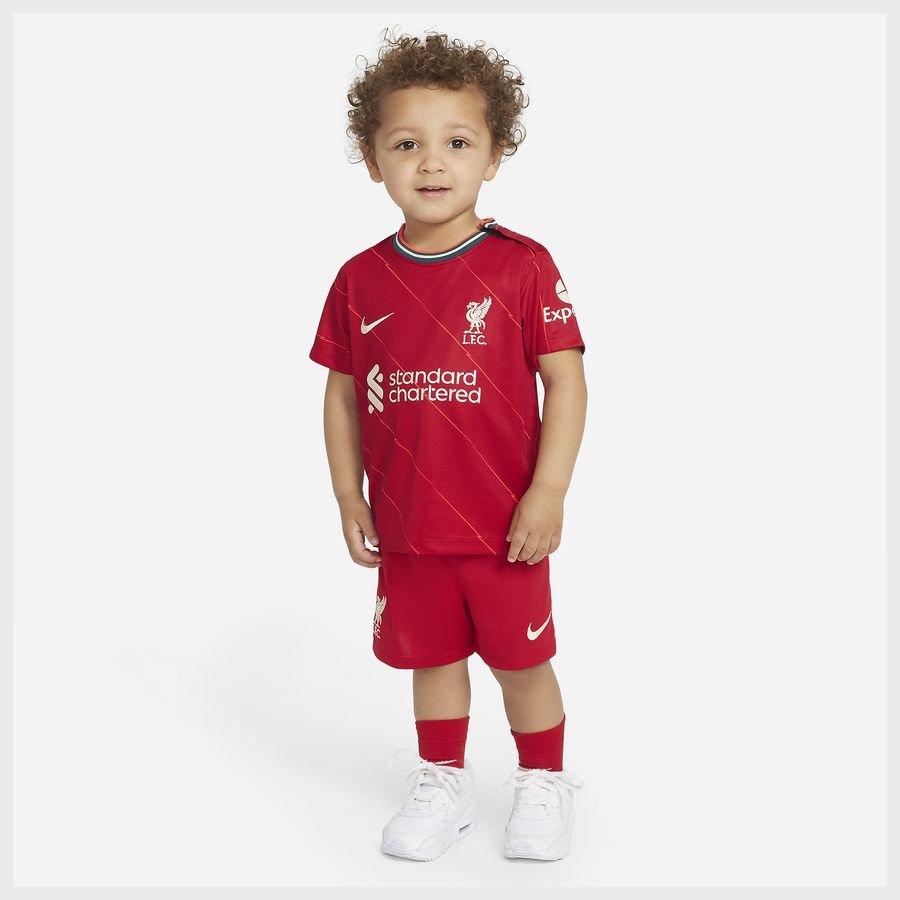 Liverpool Hjemmebanetrøje 2021/22 Baby-Kit Bø