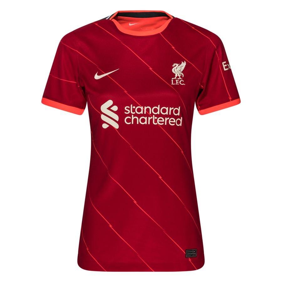 Liverpool Hjemmebanetrøje 2021/22 Kvinde