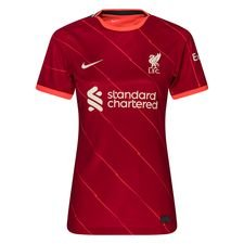 Liverpool FC 2021/22 Stadium Home-fodboldtrøj