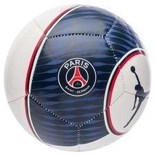 Nike Paris Saint-Germain Fußball Skills Jordan x PSG - Weiß/Rot/Navy