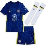 Chelsea Maillot Domicile 2021/22 Mini-Kit Enfant