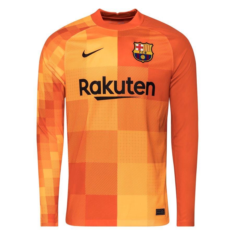 Barcelona Målmandstrøje Hjemmebane 2021/22