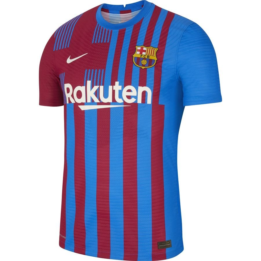 Barcelona Hjemmebanetrøje 2021/22 Vapor Børn