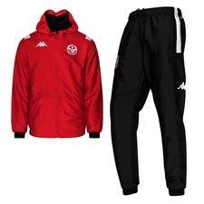 Tunesië Trainingspak Rood/Zwart