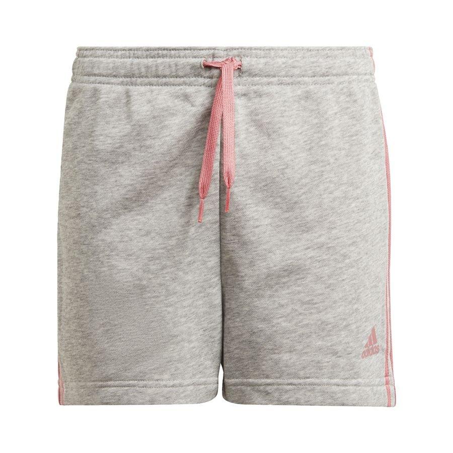 adidas Essentials 3-Stripes shorts Grå thumbnail