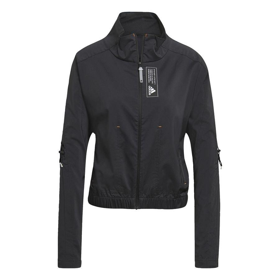 adidas Sportswear Primeblue jakke Sort thumbnail