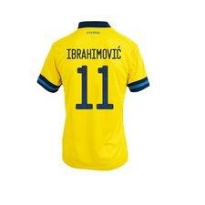 Sverige Hemmatröja EURO 2020 Barn IBRAHIMOVIC 11